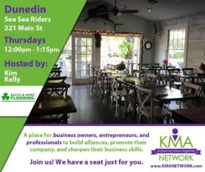 Dunedin- KMA Network Meeting @ Sea Sea Riders | Dunedin | Florida | United States