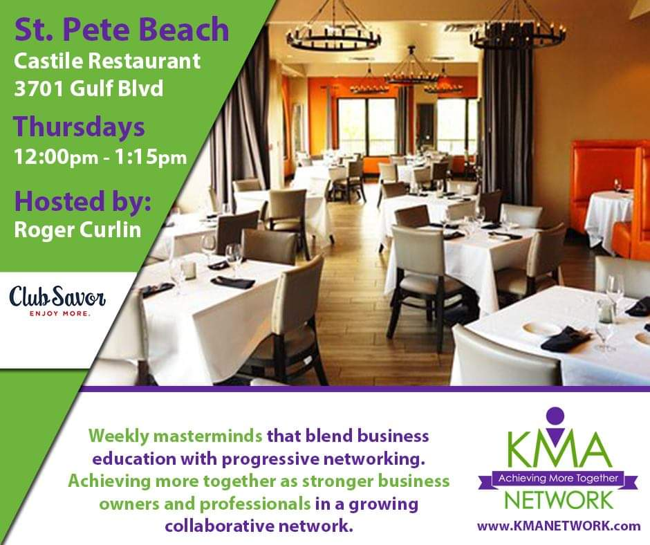 Image about KMA Networking meeting on St. Pete Beach