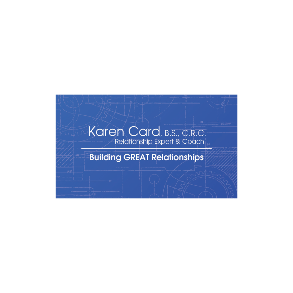 Karen Card – Coaching For Love